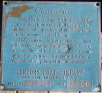 1950 Century Resorter For Sale